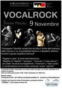 vocalrock 9 novembre 2013